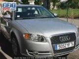 Voiture occasion Audi A4 CHENS SUR LEMAN