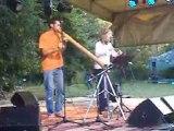 David Defois & Arianne Guguen - Terre d'Harmonies - 09/08/08