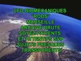Ovni ufo RODS STE BAUME provence france  2008 (except)