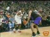 Allen Iverson 51pts vs Vince Carter 39pts Raptors
