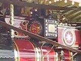 locomobile routière BURRELL