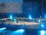 FIL 2008 LORIENT nuit du Moustoir , bagad PERROS GUIREC