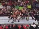 Hardy Boyz & DX vs Rated-Rko & MNM 4.12.06 pt1