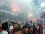 Trabzonspor - Brugge Olimpiyat Stadı İşte Taraftar