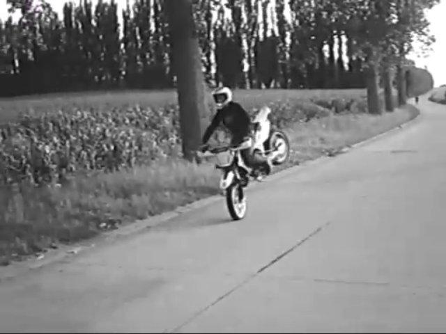 Stunt Husqvarna II