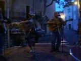 Franky Fabricio Paco flamenco rumba St hippolyte du fort