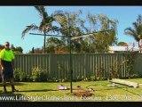 Austral Foldaway 45 Rotary Clothesline Sydney NSW Australia