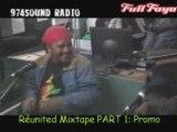 974 Sound Radio - Mixtape Réunited Dj Tymers