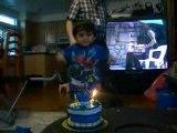 Andrew 3rd Birthday Aug 21, 2008