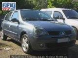 Voiture occasion Renault Clio II 51100