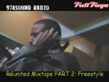 974 Sound Radio - Mixtape Réunited - Freestyle Live