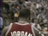 Basketball - Michael Jordan - NBA Slam Dunk Contest 1985