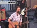 """Festival """"Dérivé Live 2008"""" au Théatre de la Mer à Sète"""