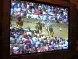 Course de chevaux de Sienne 2008