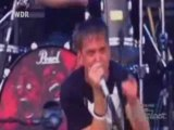 Billy Talent Rock am Ring 2007 - Line and Sinker