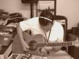 Eric Clapton Layla unplugged solo acoustique