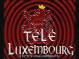 Ouverture antenne Télé-Luxembourg 1970's (musique différente)