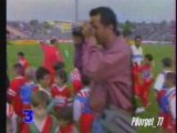 Le psg champion 1994 reportage sur la saison parisienne