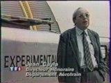Journaux télévisés après l'incendie de l'Aérotrain I-80