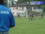 FC BONFOL - FC BOURRIGNON: 1-1