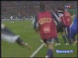 Final de la coupe de france 2006 psg om 2eme buts