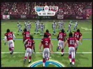 Madden 09 Wii Superstar Mode