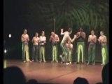 Démonstration de Capoeira salle philippe Auguste