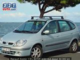 Voiture occasion Renault Scenic lorient