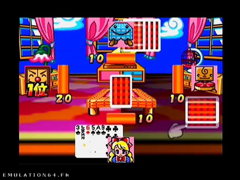 64 Trump Collection - Alice no Wakuwaku Trump World (N64)