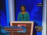 Michelle Obama Speech At The 2008 DNC Convention 1/2