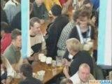 Oktoberfest, fête de la bière à Munich, Allemagne