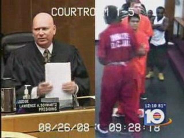DMX vs. Judge