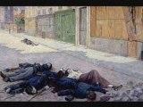 une rue de Paris en 1871 La Commune (1903-Maximilien Luce)