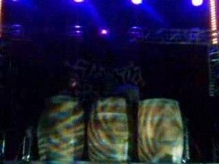 Gourdon by night 2008