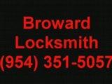Fort Lauderdale Locksmith (954) 351-5057 Locksmith Fort ...