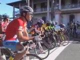 Départ Tour de Guyane 2008. Saint-Laurent - Sinnamary