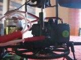Jeu sur l'axe de rotor principale de mon DF4