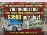 (Abundant Living System) Postcard Marketing System