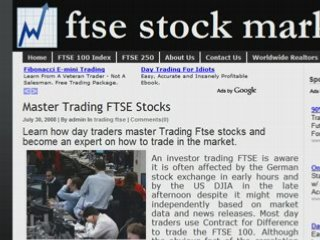 Trading Ftse Stock Market – Reviewed By Day Traders