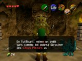 Zelda : OoT Walkthrough/11 GARE AU GORONN et caverne dodongo