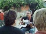 Mon oncle guitariste et chanteur