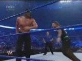 Jeff Hardy vs. The Great Khali [Qualifyer Match]