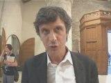 David Assouline à l'université d'été de La Rochelle