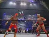 Hulk Hogan et Edge vs Chuk et Billy part 1