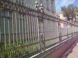 Lycee carnot internat roanne entrée côté avenue carnot video pierre aribaut pour laurent
