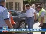 Mister in jurul accidentarii lui Gheorghe Zamfir