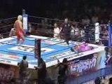 NJPW - Yutaka Yoshie vs Toru Yano