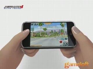 Asphalt 4 Elite Racing - Jeu iPhone / iPod touch Gameloft