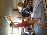 Mes débuts en Pole Dance