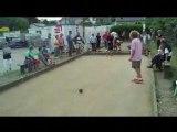 (3) Plougasnou : Initiation Boules plombées 06/08/08